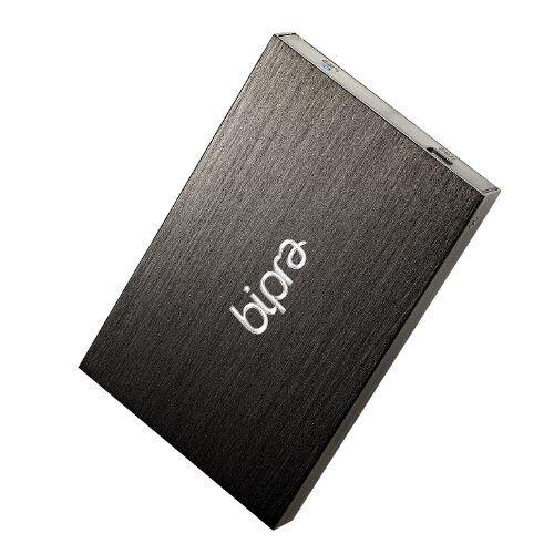 bipra - hard-disk esterno usb 2.0 per hard drive sat 2,5 per pc portatile