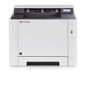 Kyocera Ecosys P5026cdn Stampante laser a colori. Stampa 26 pagine al minuto. Supporto Mobile Print via Smartphone e Tablet