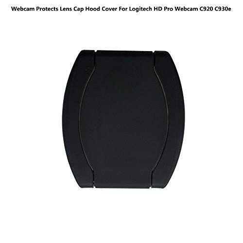 BAQI Webcam Protezione della privacy Protezione della fotocamera Copriobiettivo Copriobiettivo Cappuccio per Logitech HD Pro Webcam C920 / C930e / C922