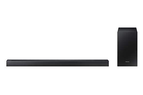 Samsung HW-R550/ZF Soundbar da 320 W, 2.1 Canali, Nero
