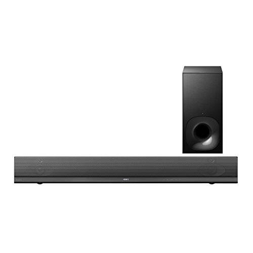 Sony HT-NT5 Soundbar Multi-Room 2.1 Canali, Hi-Res Audio, 400 W, Bluetooth, NFC, USB, Nero