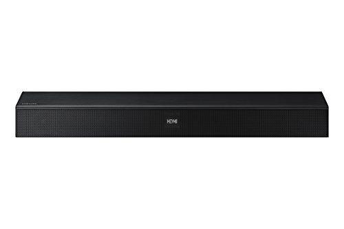 Samsung HW-N400 Soundbar, 2 Canali, 2.6 W, DTS 2.0, Dolby Digital 2.0, HDMI, Wireless Nero (2018)