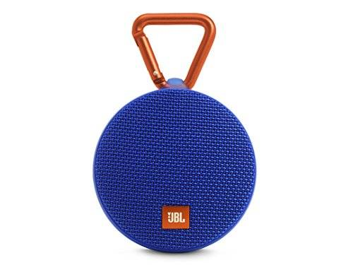 JBL Clip 2 Sistema Audio Portatile Bluetooth, Blu