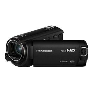Panasonic HC-W580EG-K Videocamera Full HD, Nero