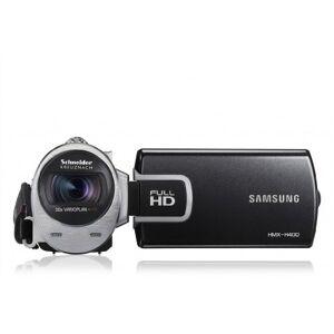 Samsung HMX-H400BP Videocamera Full HD, 5 Megapixel, Zoom Ottico 30x, Disply LCD da 7,6 cm (3,0 Pollici), Nero