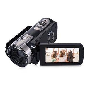 Andoer HDV-302P Schermo LCD 3,0 Pollici Full HD 1080P 15FPS 24MP 16X Zoom Digitale Anti-Shake Digital Video DV Videocamera Portatile