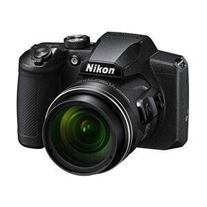 Nikon Coolpix B600 Fotocamera Bridge, 16 Megapixel, Zoom 60X, Full HD, Sensore CMOS in Condizioni di Scarsa Illuminazione, Bluetooth, Wi-Fi, Nero