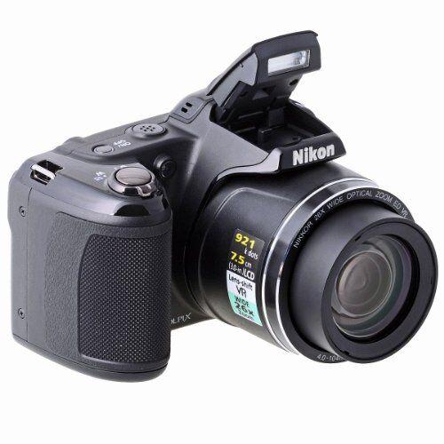 Nikon Coolpix L810 Fotocamera Digitale 16.44 Megapixel [Versione EU]