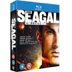 Time Warner Steven Seagal Collection [Edizione: Francia]