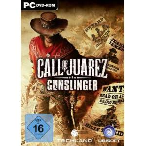 UBI Soft Call of Juarez: Gunslinger [Edizione: Germania]