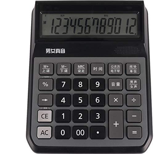 AFGH Studenti informatici orientati al business di esame di contabilit finanziaria dell'ufficio di grande schermo multifunzionale chiave del calcolatore con l'ufficio.
