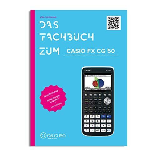 calcuso - diario tascabile compatibile con casio fx-cg 50