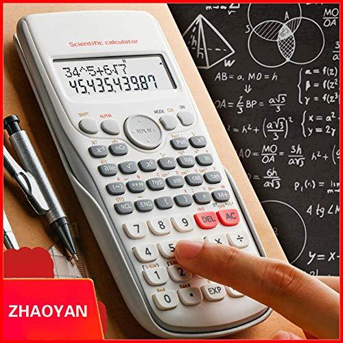 ZHAOYAN Calcolatore Scientifico Gli Studenti Utilizzano Funzione Informatica Esame Di Nota Contabile Dedicato Universit Plurale Silenzioso Studentesse Studentesse Delle Scuole Medie Piccole Portatili Piccoli