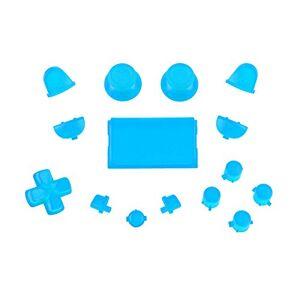 CSBC / Playstation + XBOX Skins Sony PS4 Playstation 4 Full Button Set - Light Blue