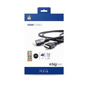 BigBen Interactive Bb Cavo Hdmi 2.0 3M Lic. Sony P4