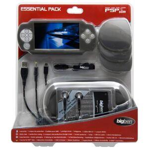 BigBen Interactive PSP Mega pack-kit 11 accessori  Bigben