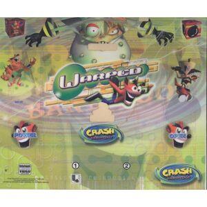 videogames GraphicKit ADESIVO COVER Playstation 1 ORIGINALE modello n4