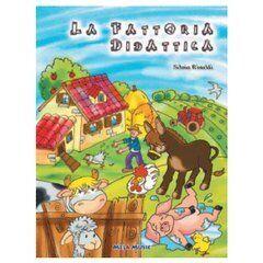 MELA MUSIC CD LA FATTORIA DIDATTICA