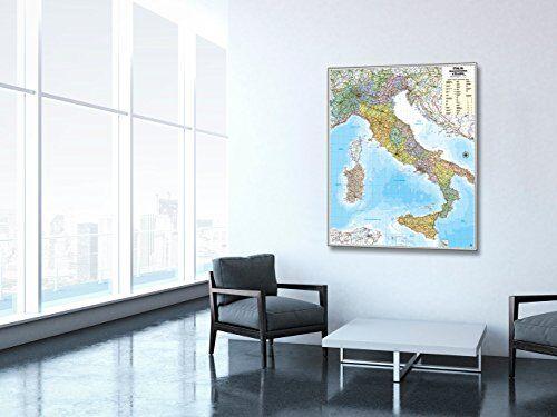 Belletti Italia Politica Pannello Cartografico