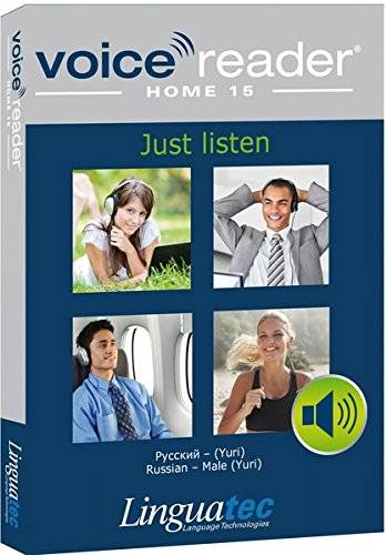 Linguatec Voice Reader Home 15 Russo /