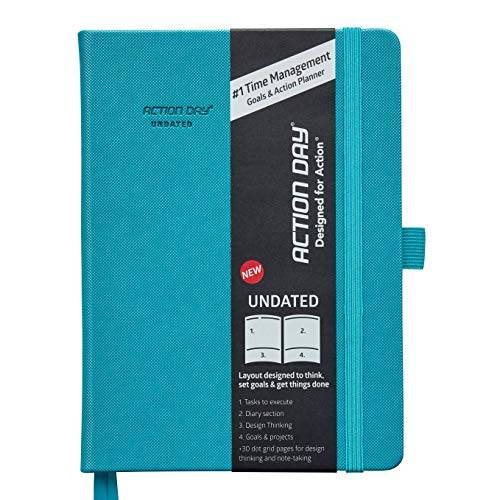 Action Day Undated planner - # 1 gestione