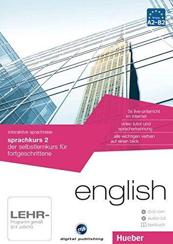 Digital publishing Sprachkurs 2 English