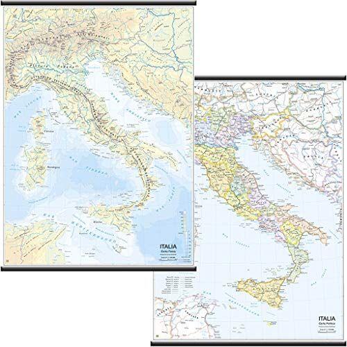 Belletti Srl Italia Carta Murale Scolastica