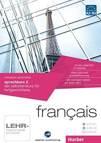 Digital publishing Sprachkurs 2 Francais