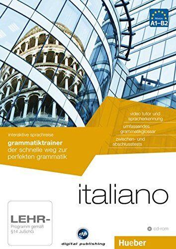 Digital publishing Grammatiktrainer Italiano
