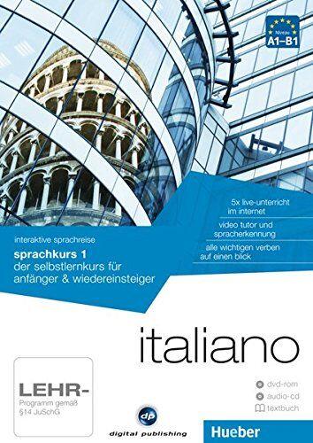 Digital publishing Sprachkurs 1 Italiano