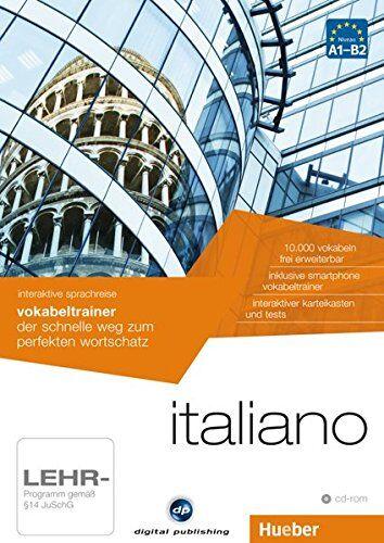 Digital publishing Vokabeltrainer Italiano