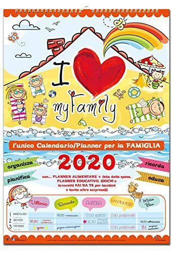 My Family Calendario Agenda della Famiglia