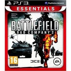 Electronic Arts Battlefield Bad Company 2 Essentials gioco (Play Station 3) [import UK]