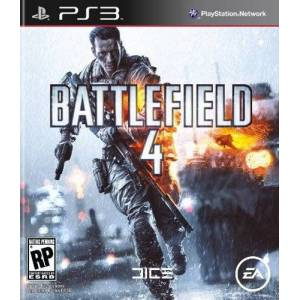 Electronic Arts Battlefield 4 PS3