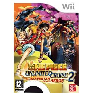 Sconosciuto One Piece Unlimited Cruise 2
