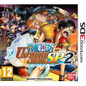 BANDAI NAMCO Entertainment One Piece Unlimited Cruise SP 2