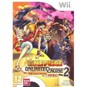 Atari One Piece Unlimited Cruise Pt. 2 (Wii) by Atari