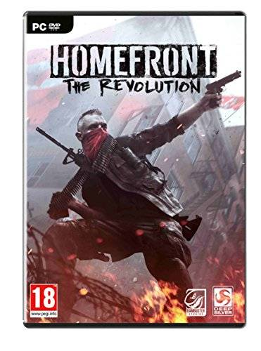 deep silver homefront: the revolution, edizione collector's - pc