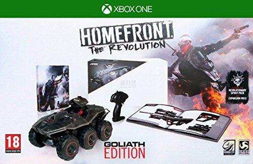 deep silver homefront: the revolution, edizione collector's - xbox one