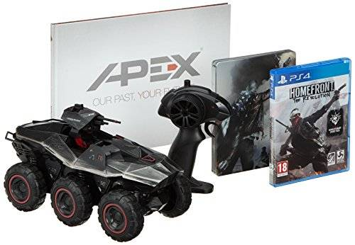 deep silver homefront: the revolution, edizione collector's - playstation 4