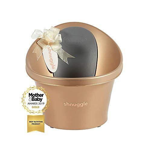 shnuggle vaschetta per bagnetto oro