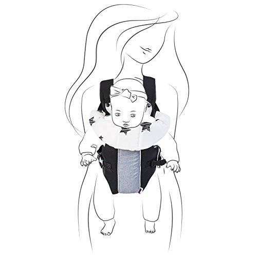 chipolino, trasportino per beb (platino, ali)