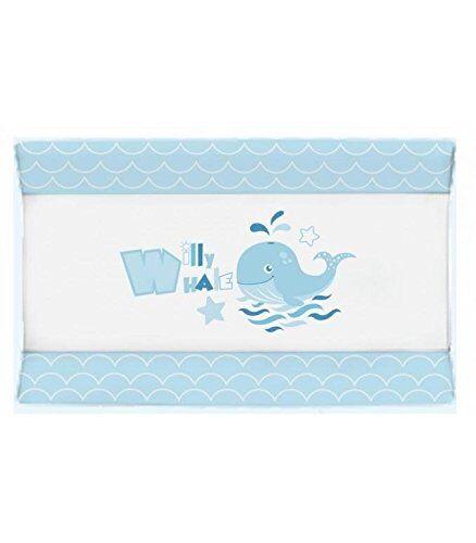 plastimyr - fasciatoio flessibile, willy whale, azzurro