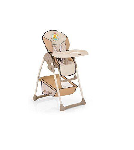 hauck sit n relax disney seggiolone pappa 3 in 1, sdraietta neonati con posizione nanna, arco giochi, ruote, vassoio regolabile in altezza, evolutivo, pieghevole, pooh ready to play