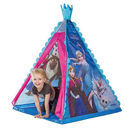 disney frozen - tenda gioco castello da giardino