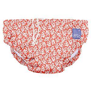 Mitac Bambino Mio, costumino contenitivo, Barriera corallina, M (6-12 mesi)