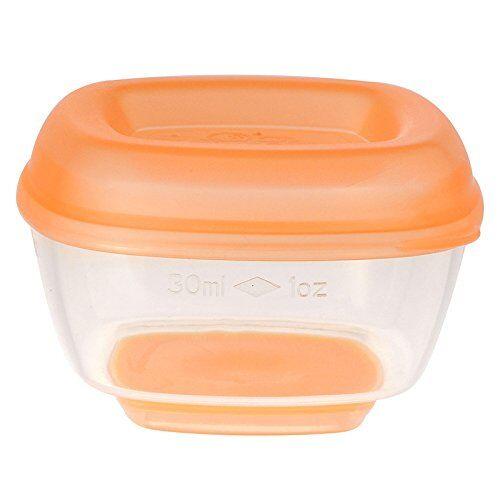 vital innovations 492018 - mini contenitore da frigo, 30 ml, 8 pezzi