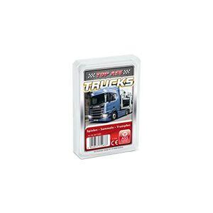 """ASS Altenburger 22571283 - Gioco di carte """"Top Ass Trucks"""" [lingua tedesca]"""