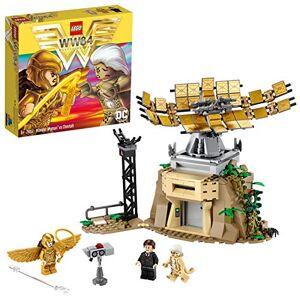 LEGOSuperHeroesWonderWomanvsCheetah,conMinifiguradiMax,SetdiCostruzioni,GiocattolidaCollezioneperBambini,76157