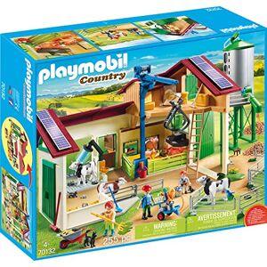 Playmobil Country 70132 - Azienda Agricola con Animali, dai 4 anni